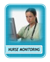 NURSE MONITORING